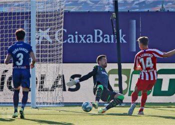 مباراة ليفانتي و اتليتكو مدريد