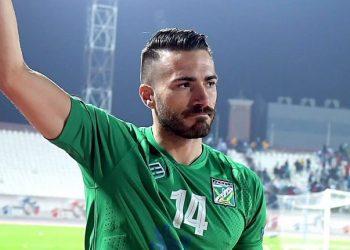 المحترف الإسباني تشافي توريس لاعب العربي
