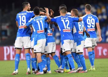 نابولي وسبال - الدوري الإيطالي