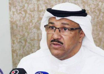 رئيس اللجنة الفنية في اتحاد الكرة الكويتي خالد الشمري