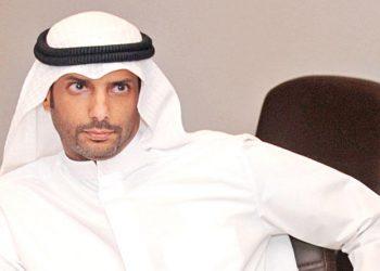 رئيس نادي الكويت خالد الغانم