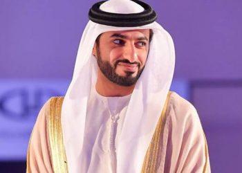 الشيخ راشد بن حميد النعيمي، رئيس الاتحاد الإماراتي لكرة القدم