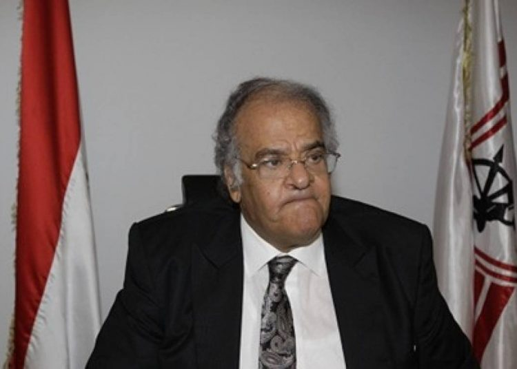 ممدوح عباس رئيس الزمالك المصري السابق