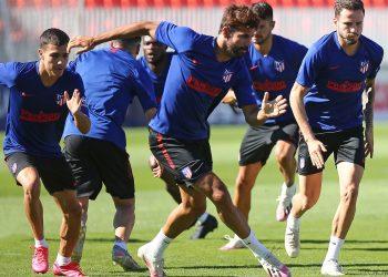 مواعيد أهم مباريات اليوم الجمعة _ أتليتكو مدريد
