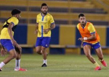 النصر السعودي - تدريبات الفريق