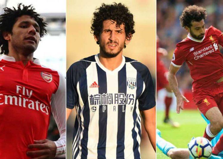 5 مصريين داخل المستطيل الأخضر لـ الدوري الإنجليزي الموسم المقبل