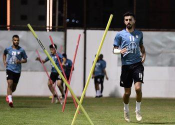 جاب من تدريبات الشباب السعودي