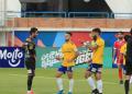 مباراة الإسماعيلي وحرس الحدود في الدوري المصري