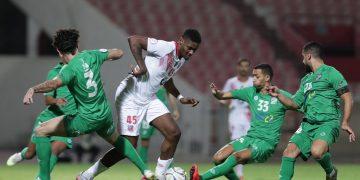 النادي العربي ضد الكويت - دوري التصنيف
