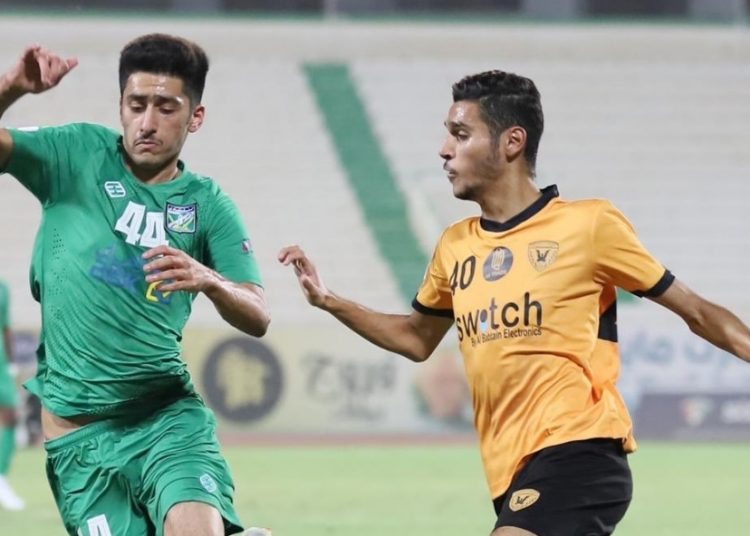 مباراة العربي والقادسية الودية