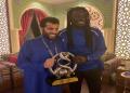 جوميز وتركي آل الشيخ