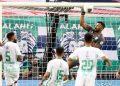 الأهلي والهلال في الدوري السعودي