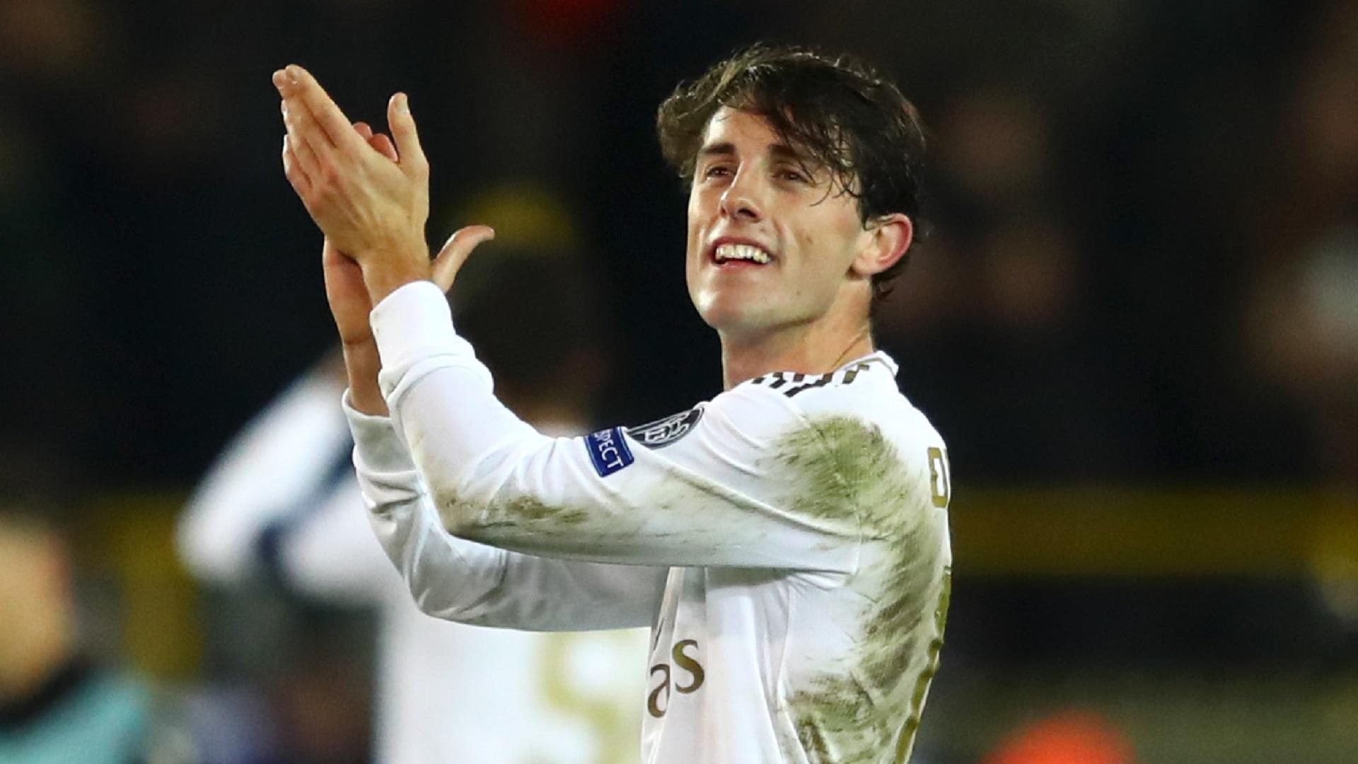 ألفارو أودريوزولا يعود إلى ريال مدريد - التيار الاخضر