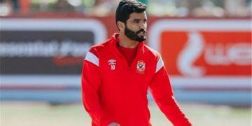 صالح جمعة لاعب النادي الأهلي المصري
