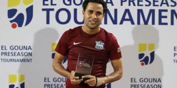 الأهلي - محمد إبراهيم لاعب مصر المقاصة
