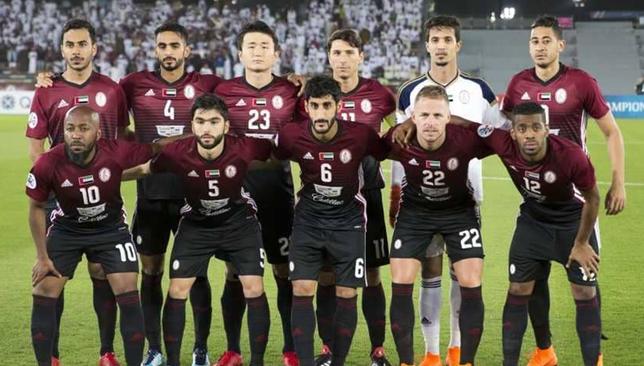 فريق الوحدة الإماراتي