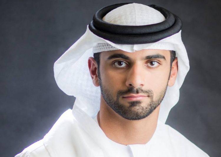 منصور بن محمد رئيس مجلس دبي الرياضي