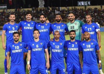 المنتخب الكويتي _ المنتخبات العربية