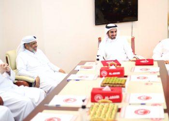 مجلس إدارة العربي القطري