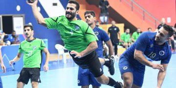 دوري كرة اليد - فريق العربي