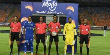 الزمالك ضد أسوان - الدوري المصري