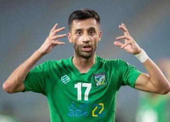 على خلف لاعب العربي