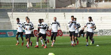 لاعبو وفاق سطيف الجزائري