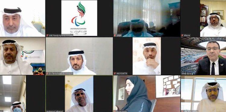 اللجنة البارالمبية الإماراتية