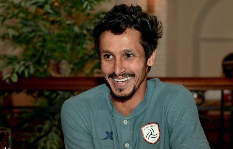 خالد الغامدي نجم الشباب السعودي