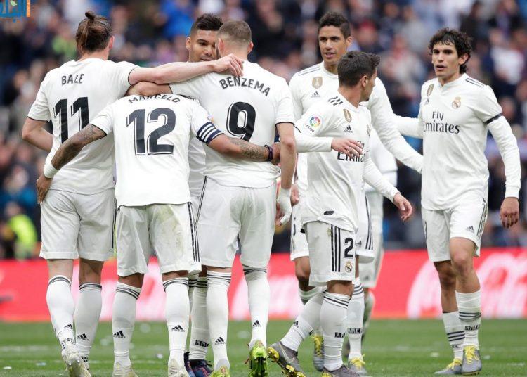 تشكيل ريال مدريد المتوقع