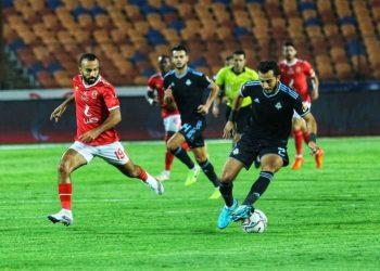 ترتيب الدوري المصري - مباراة الأهلي ضد بيراميدز