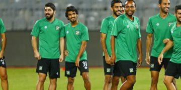 لاعبي العربي