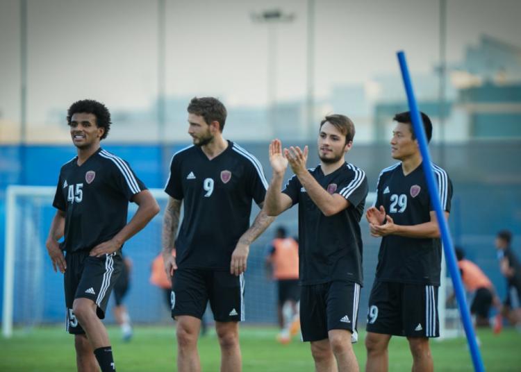 تدريبات الوحدة الإماراتي