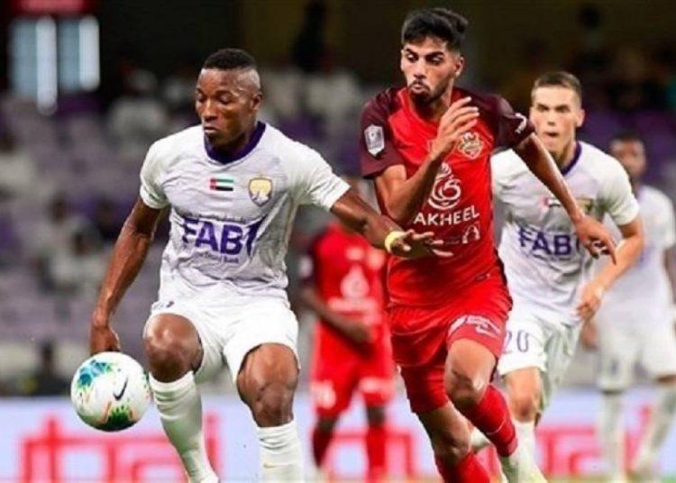 مباراة العين الإماراتي وشباب الأهلي