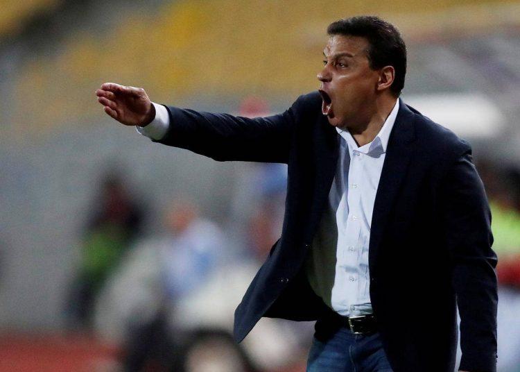 حسام البدري مدرب المنتخب المصري