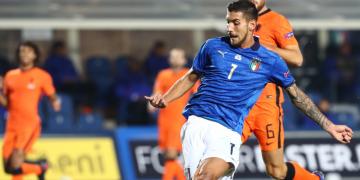 دوري الأمم الأوروبية - مباراة إيطاليا وهولندا