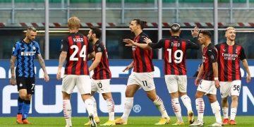 ميلان - ترتيب الدوري الإيطالي