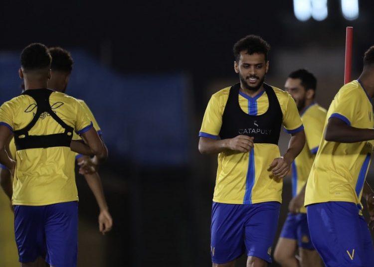 عبد الفتاح العسيري لاعب النصر السعودي