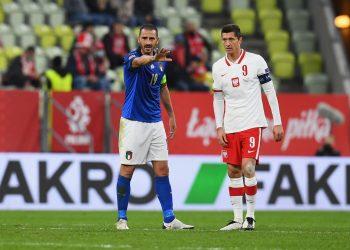 منتخب إيطاليا وبولندا