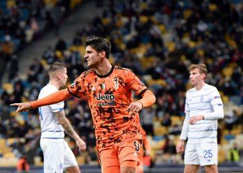 مباراة يوفنتوس ودينامو كييف في دوري أبطال أوروبا