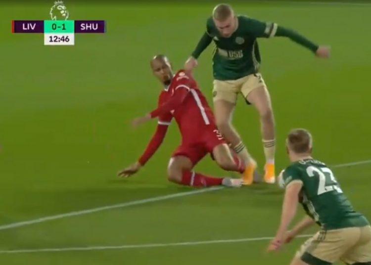 ليفربول ضد شيفيلد