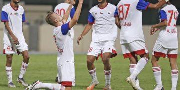ترتيب الدوري الإماراتي - فريق الشارقة