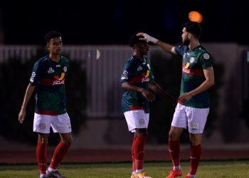 وليد أزارو لاعب الاتفاق السعودي