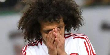 عموري لاعب منتخب الإمارات