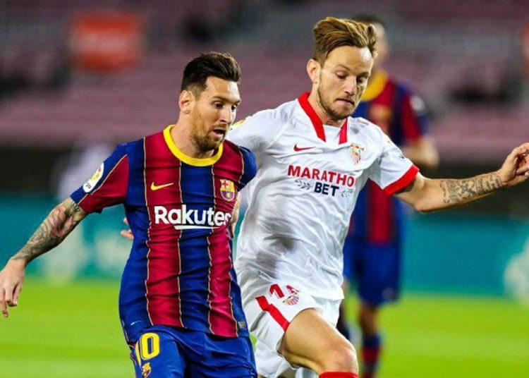 الدوري الإسباني | مباراة برشلونة وإشبيلية