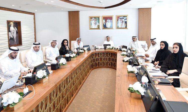 مجلس دبي الرياضي الإماراتي