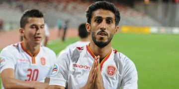 اسماعيل عبد اللطيف لاعب المحرق البحريني