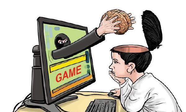 مخاطر الألعاب الإلكترونية