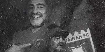 دوري الخليج العربي - مارادونا