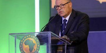هاني أبوريدة رئيس الاتحاد المصري السابق